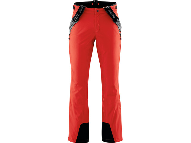 Maier Sports Copper Pantalones Hombre, fire